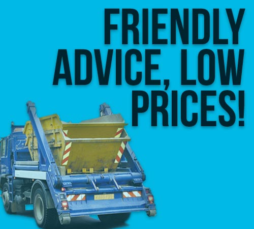 Friendly Advice and Low Prices