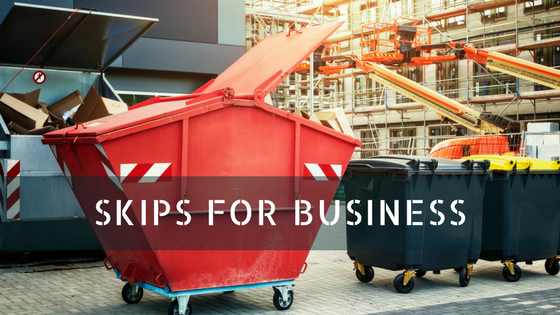 Skips for Business