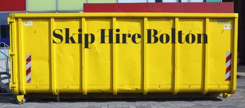 Skip Hire Bolton Services at A1 Skip Hire