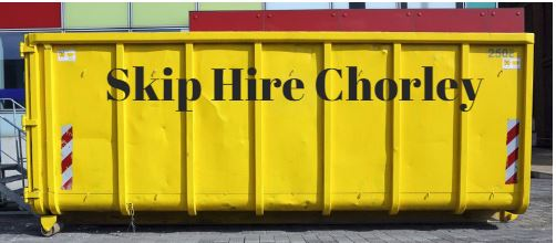 Skip Hire Chorley Services at A1 Skip Hire