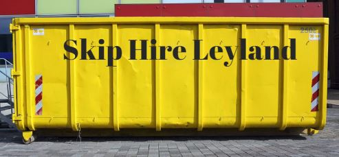 Skip Hire Leyland Services at A1 Skip Hire