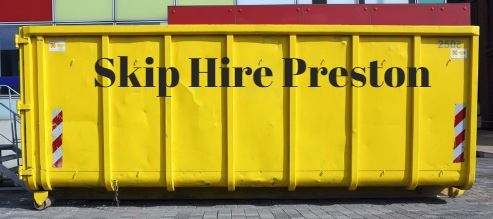 Skip Hire Preston Services at A1 Skip Hire