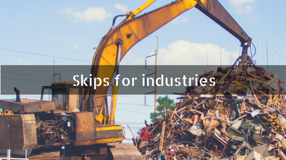 Skips for industries